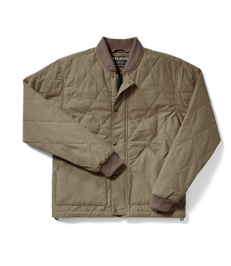 Filson M's Quilted Pack Jacket