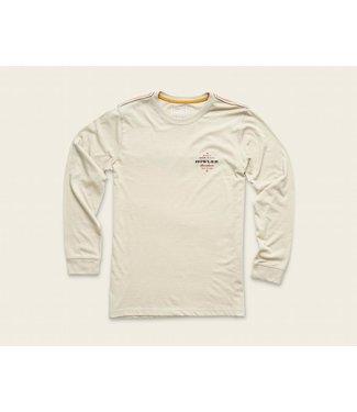 Howler Bros. M's Posse Badge Longsleeve T-Shirt