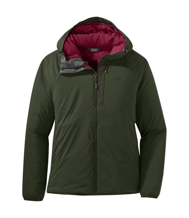 Outdoor Research W's Refuge Hooded Jacket