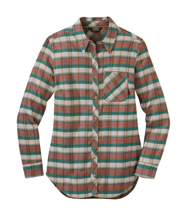 Outdoor Research W's Kulshan Flannel Tunic