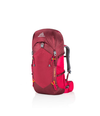 Gregory Packs W's AMBER 28