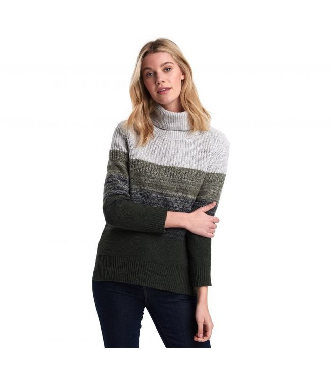 Barbour W's Sternway Knit Sweater