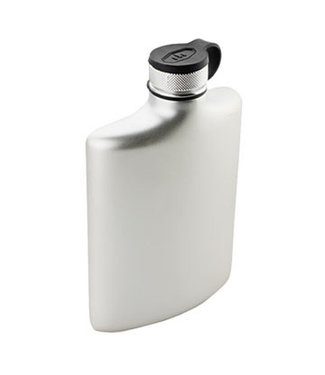 Gsi Outdoors GLACIER STAINLESS 8 FL. OZ. HIP FLASK