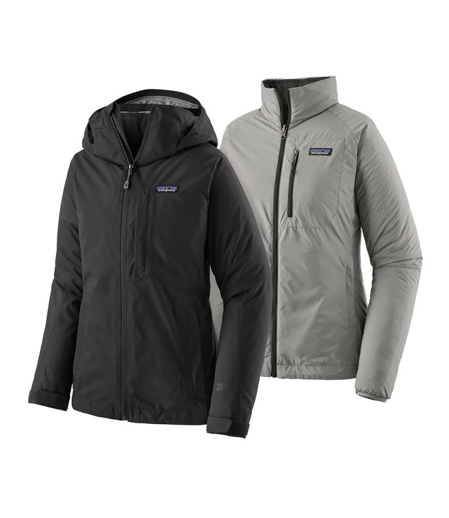 Patagonia W's 3-in-1 Snowbelle Jacket