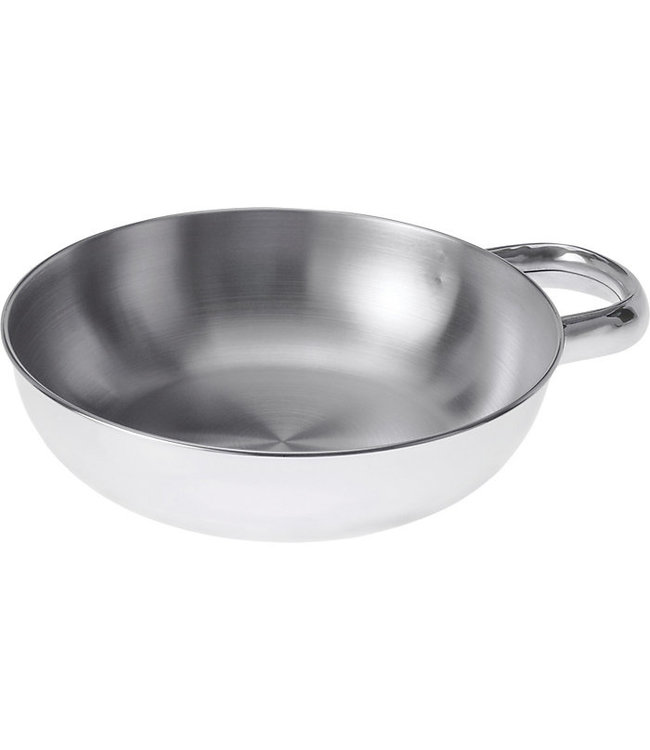 Glacier Stainless Bowl w/ Handle