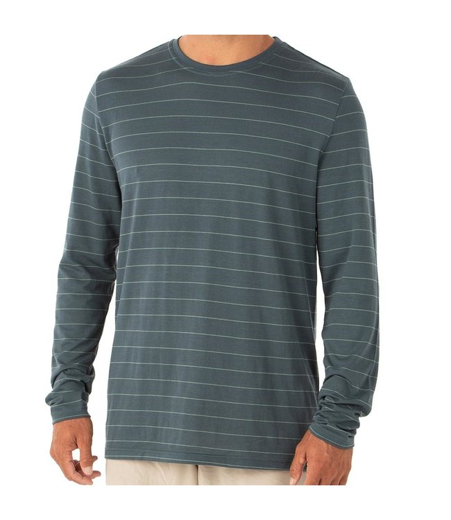 Free Fly M's Shoreline Long Sleeve