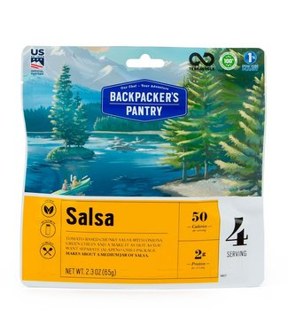 Backpackers Pantry Salsa Mix