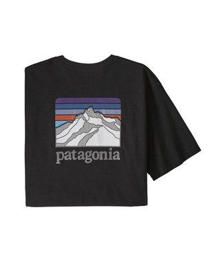 Patagonia M's Line Logo Ridge Pocket Responsibili-Tee