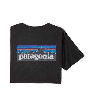 Patagonia M's P-6 Logo Organic T-Shirt