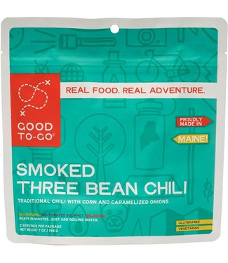 Good To-Go Foods Smoked 3 Bean Chili