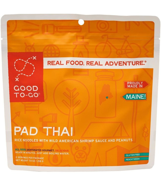 Good To-Go Foods Pad Thai