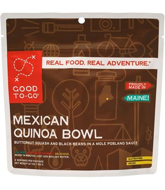 Good To-Go Foods Mexican Quinoa Bowl