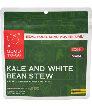 Good To-Go Foods Kale and White Bean Stew