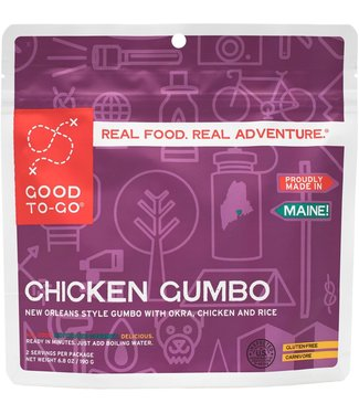 Good To-Go Foods Chicken Gumbo