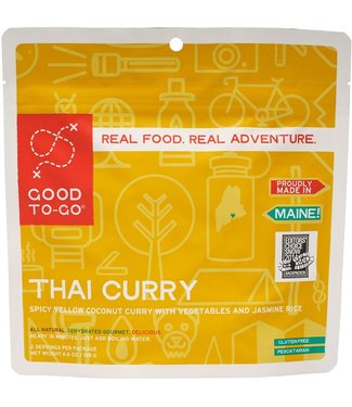 Good To-Go Foods Thai Curry