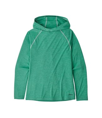 Patagonia Girls' Cap Cool Daily Sun Hoody