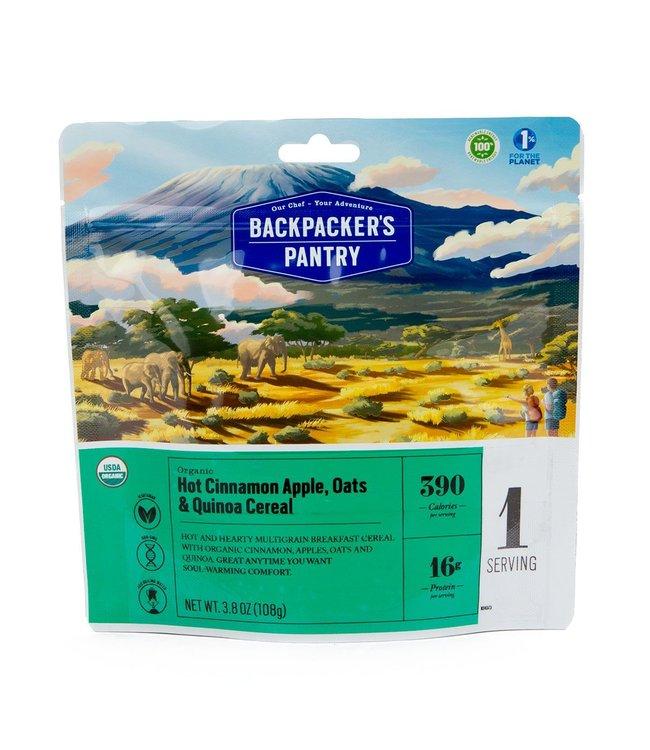 Backpackers Pantry OG Apple Oat Quinoa
