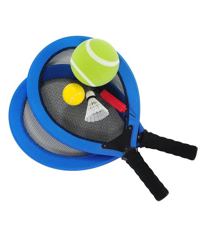 Gsi Outdoors Backpack Racket Set