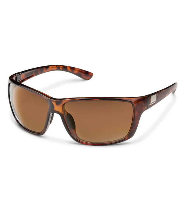 Suncloud Polarized Optics COUNCILMAN TORTOISE POLARIZED BROWN