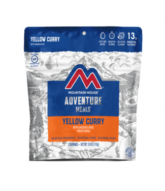 Mountain House Foods Yellow Curry