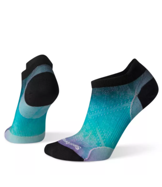 Smartwool W's PhD® Run Ultra Light Ombre Print Micro