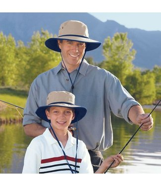Wallaroo Hat co. Kids' Jr. Explorer