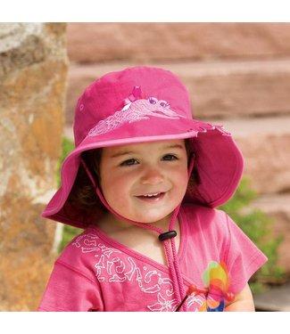 Wallaroo Hat co. Pink Crocodile Hat