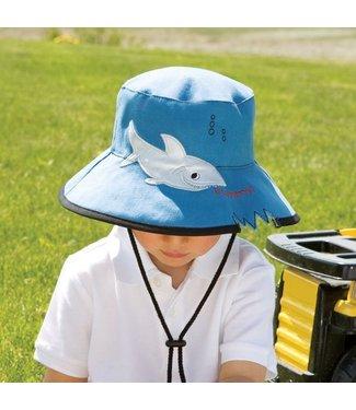 Wallaroo Hat co. Kids' Shark Hat