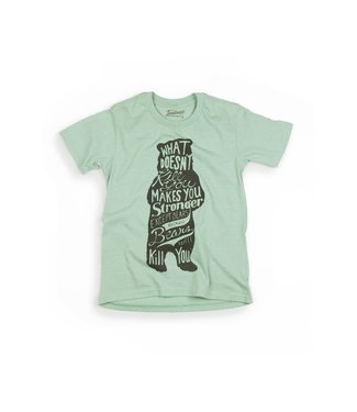 The Landmark Project Bear Youth Short Sleeve