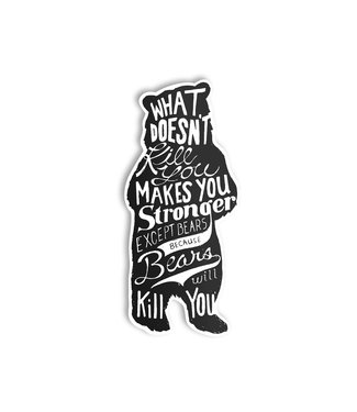 The Landmark Project Bear Sticker