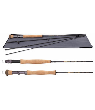 "Temple Fork Outfitters Pro 2 8wt 9'0"" 4pc"