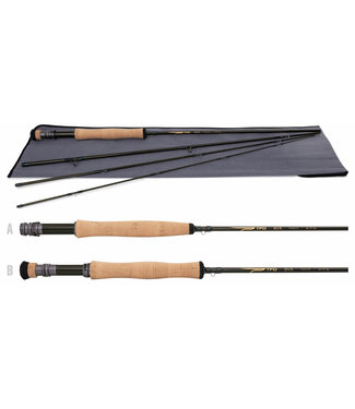 """Temple Fork Outfitters BVK 8wt 9'0"""" 4pc"""