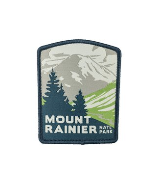 The Landmark Project Mount Rainier Patch