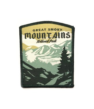 The Landmark Project Smoky Mountains National Park Patch