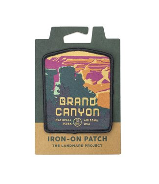 The Landmark Project Grand Canyon National Park  Patch