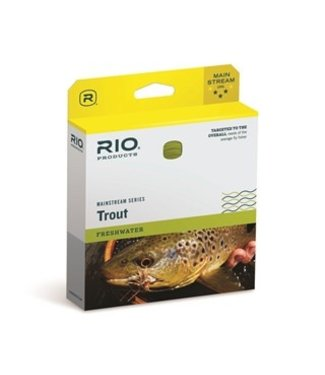 Rio Products Mainstream Trout Line