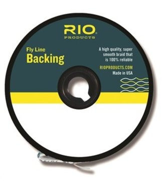 Rio Products Fly Line Backing 20LB 200YDS
