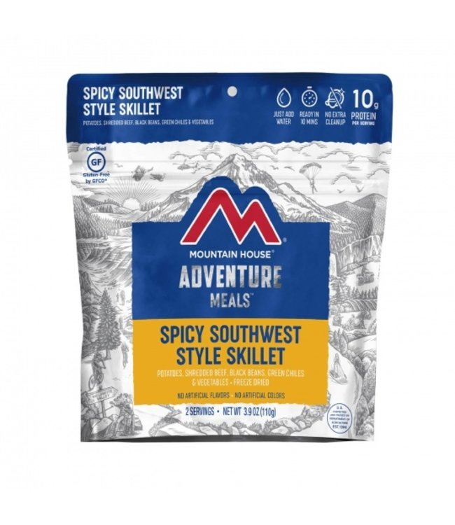 Mountain House Foods Spicy Southwest Breakfast Hash