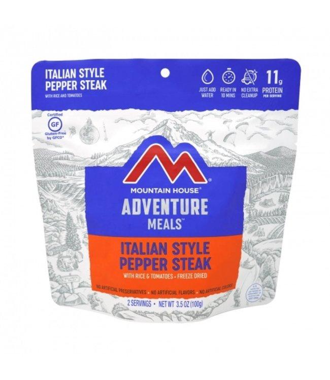 Mountain House Foods Italian Pepper Steak w/ Rice
