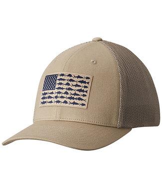 Columbia Sportswear PFG Mesh™ Fish Flag Ball Cap
