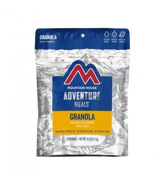 Mountain House Foods Granola w/ Blueberry