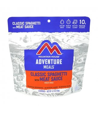 Mountain House Foods Spaghetti w/Meat Sauce