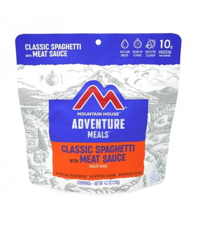 Mountain House Foods Spaghetti w/Meat Sauce