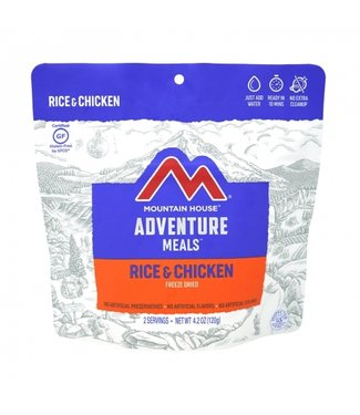 Mountain House Foods Rice & Chicken