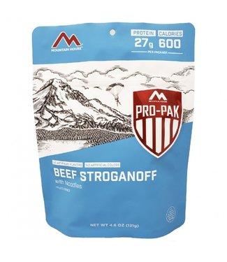 Mountain House Foods Pro-Pak Beef Stroganoff w/ Noodles