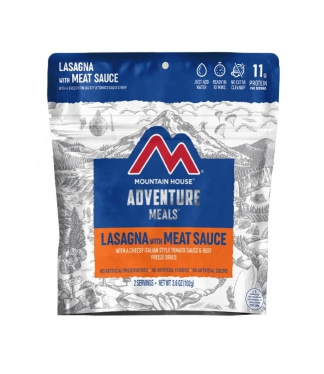 Mountain House Foods Lasagna w/ Meat Sauce