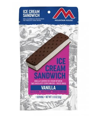Mountain House Foods Ice Cream Sandwich