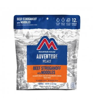 Mountain House Foods Beef Stroganoff