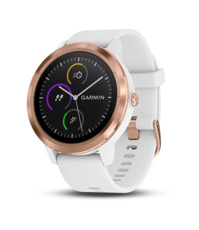 Vivoactive 3 White/Rose Gold