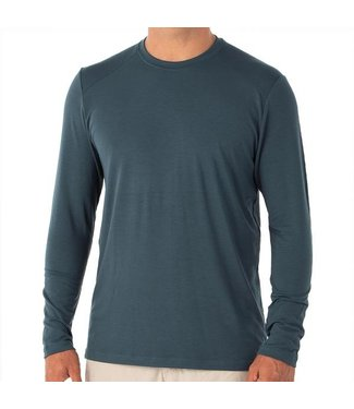 Free Fly M's Bamboo Midweight Long Sleeve